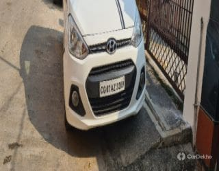 2016 Hyundai Grand i10 Asta Option