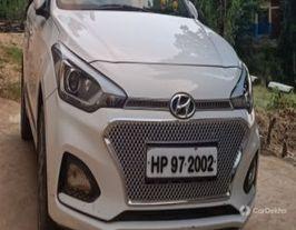 2018 Hyundai i20 1.2 Asta Option