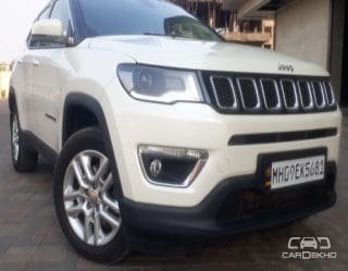 2017 Jeep Compass 2.0 Limited Option