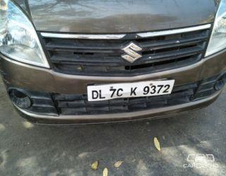 2011 Maruti Wagon R LXI Minor