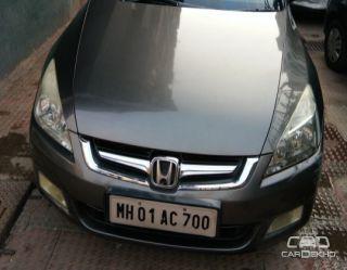 2007 Honda Accord V6 AT