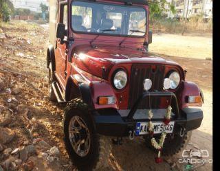 1993 Mahindra Jeep MM 540