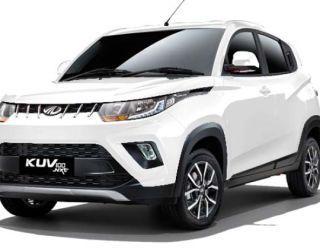 2018 Mahindra KUV 100 G80 K8