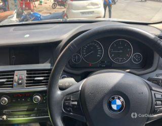 2012 BMW X3 xDrive20d