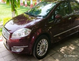 2012 Fiat Linea Emotion Pack (Diesel)
