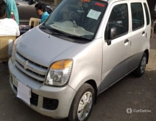 2009 Maruti Wagon R LX Minor
