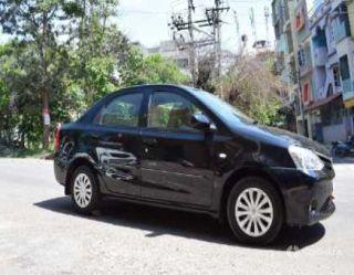 2012 Toyota Etios GD