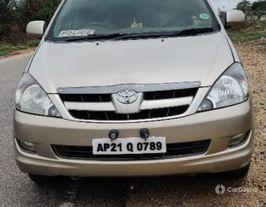 2007 టయోటా ఇనోవా 2.5 జి (డీజిల్) 8 Seater BS IV