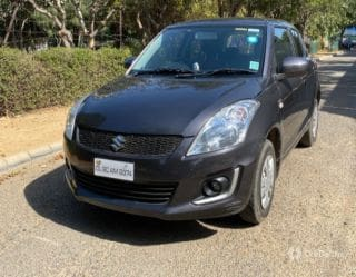 2017 Maruti Swift LXI Option