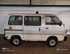 2014 Maruti Omni MPI Ambulance BSIV