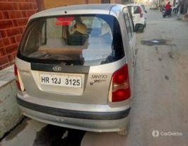 2007 Hyundai Santro Xing GL Plus