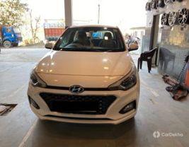 2019 Hyundai i20 Asta Option CVT BSIV