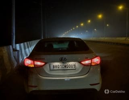 2016 Hyundai Elantra CRDi SX AT