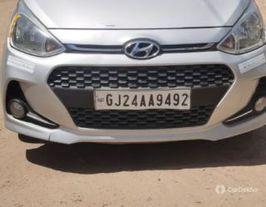 2017 Hyundai Grand i10 Magna