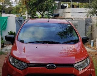 2015 Ford Ecosport 1.5 Ti VCT MT Ambiente BSIV