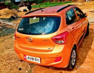 2015 Hyundai Grand i10 SportZ Edition