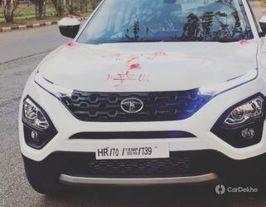 2019 டாடா ஹெரியர் எக்ஸிஇசட் BSIV