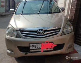 2011 టయోటా ఇనోవా 2.5 విఎక్స్ (డీజిల్) 7 Seater BS IV