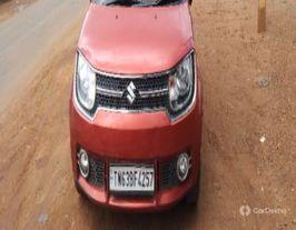 2019 ಮಾರುತಿ ಇಗ್ನಿಸ್ 1.2 ಝೀಟಾ BSIV