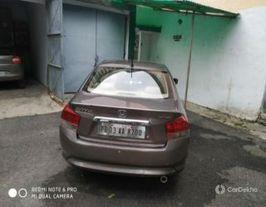 2011 Honda City 1.5 V MT Exclusive