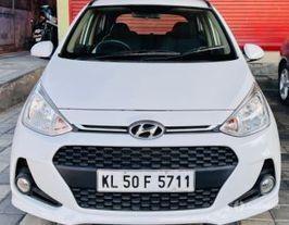 2017 Hyundai Grand i10 1.2 Kappa Sportz Dual Tone