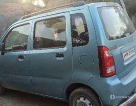 2008 Maruti Wagon R LXI DUO BSIII