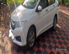 2017 హోండా సిటీ i-VTEC విఎక్స్