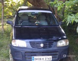 2009 மாருதி ஆல்டோ எல்எஸ்ஐ
