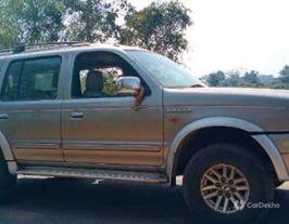 2006 फोर्ड एंडेवर 4x2 XLT