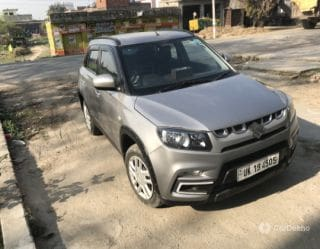 2018 మారుతి Vitara Brezza VDi Option