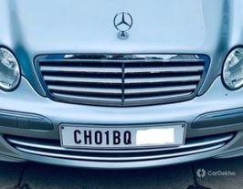 2007 Mercedes-Benz New C-Class 200 K AT