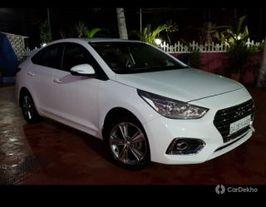 2017 Hyundai Verna VTVT 1.6 SX