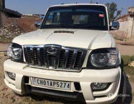 2012 మహీంద్రా స్కార్పియో VLX 4WD AIRBAG BSIV