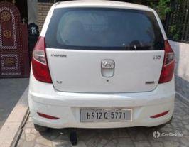 2010 Hyundai i10 Magna 1.2 iTech SE