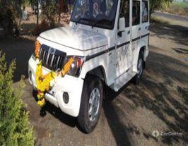 2013 మహీంద్రా బోరోరో SLX 4WD