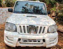 2014 മഹേന്ദ്ര സ്കോർപിയോ M2DI