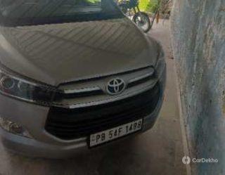 Toyota Innova Crysta 2016-2020 2.4 VX MT 8S BSIV