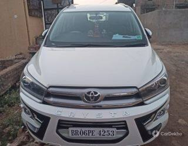 2019 Toyota Innova Crysta 2.4 ZX MT BSIV