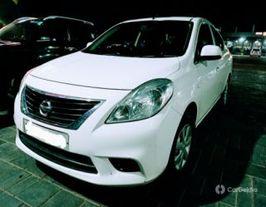 2012 Nissan Sunny XE