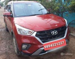 2018 హ్యుందాయ్ క్రెటా 1.4 CRDi ఎస్