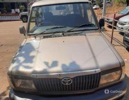 2003 Toyota Qualis FS B4