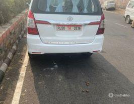 2016 Toyota Innova 2.5 G (Diesel) 7 Seater BS IV