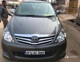 2012 టయోటా ఇనోవా 2.5 విఎక్స్ 7 STR BSIV