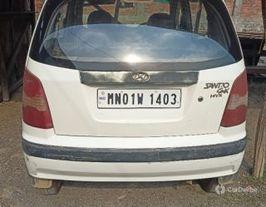 2005 Hyundai Santro Xing XG AT eRLX Euro III