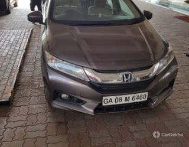 2016 హోండా సిటీ i VTEC విఎక్స్ Option