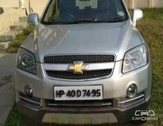 2010 Chevrolet Captiva XTREME