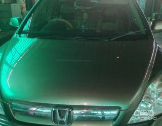 2007 Honda CR-V 2.0L 2WD MT