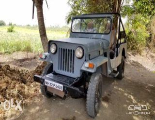 1994 Mahindra Jeep Commander 650 DI