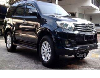 2010 Toyota Fortuner 3.0 Diesel