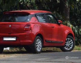 2018 Maruti Swift AMT ZXI